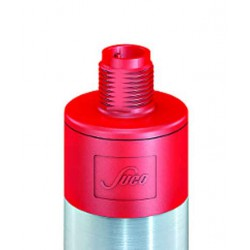 Type 0135 SUCO-Piston pressure switch, 27 A/F, with integrated plug M12x1 DIN EN 61076-2-101A