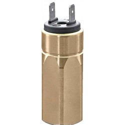 Type 0151 SUCO-Vacuum switch, Normally open or normally close, body brass, max. 42V