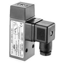 Typ 0161 SUCO-Druckschalter, Gehäuse Aluminium, Wechsler, 250V
