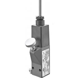Type 0165 SUCO-Pressure switch, aluminium body, ATEX, 250V