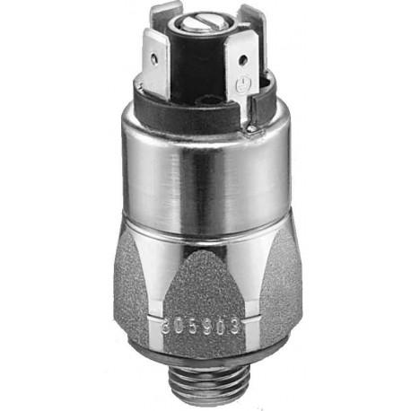 Type 0180 SUCO-Diaphragm pressure switch, case steel, 250V