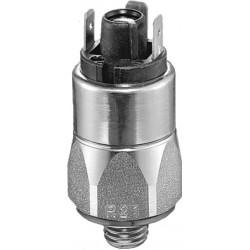 Type 0190 SUCO-Diaphragm pressure switch, body steel, max. 24 V