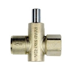 Type 28 Push button valve, DVGW