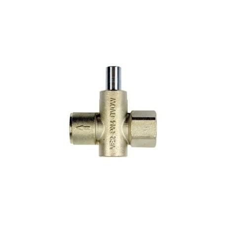 Type 28 Push button valve, DVGW