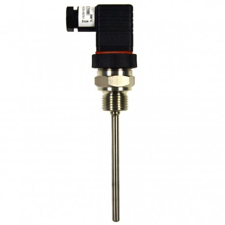 Type 8010 Resistance thermometer for screw in with connector