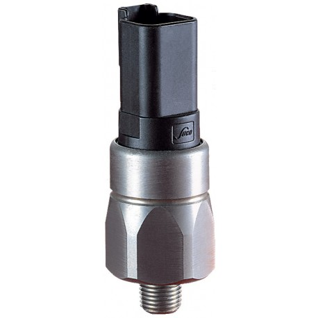 Typ 0110 SUCO-Membrandruckschalter, SW 24, integrierter Stecker Deutsch DT04-2P