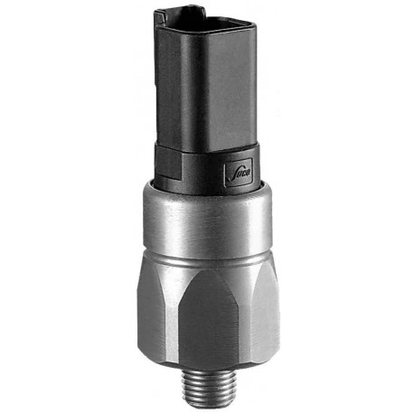 Type 0111 SUCO-Piston pressure switch, 24 A/F, with integrated plug