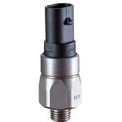 Type 0112 SUCO-Diaphragm pressure switch, 24 A/F, with integrated plug
