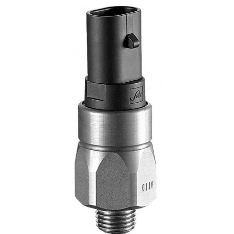 Type 0113 SUCO-Piston pressure switch, 24 A/F, with integrated plug