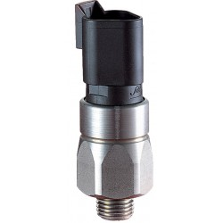 Type 0116 SUCO-Diaphragm pressure switch, 24 A/F, with integrated plug