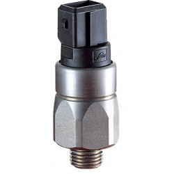 Type 0118 SUCO-Diaphragm pressure switch, 24 A/F, with integrated plug