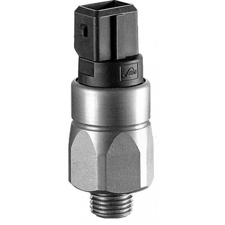 Type 0119 SUCO-Piston pressure switch, 24 A/F, with integrated plug