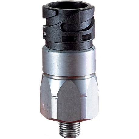 Type 0121 SUCO-Piston pressure switch, 24 A/F, with integrated plug