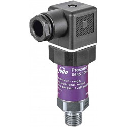 Type 0690 SUCO-Pressure transmitter, Output signal 4...20 mA, accuracy 0,5%