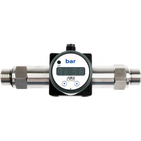 Type 5359 Differential pressure transmitter with display