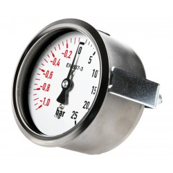 Type 1589 Pressure gauge for fire-fighting pumps ND 80