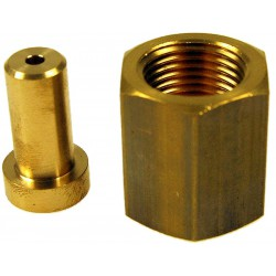 Type 85, Union nut with nipple, DIN 16284