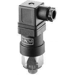 Type 0184 SUCO-Diaphragm pressure switch, body steel, max. 250 V