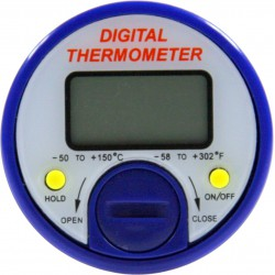 Type 1386 Digital thermometer NS35 for Twinlok