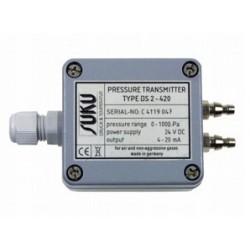 Typ 5356, Differenzdrucksensor für niedrigen und Differenzdruck