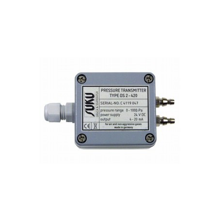Type 5356, Differential pressure sensor for low and differential pressure