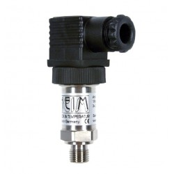 Type 3345, HEIM-Pressure transmitter for relative pressure, 0...10 V DC