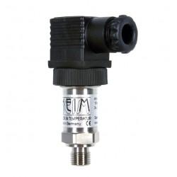 Type 3345, HEIM-Pressure transmitter for relative pressure, 0...10 V DC