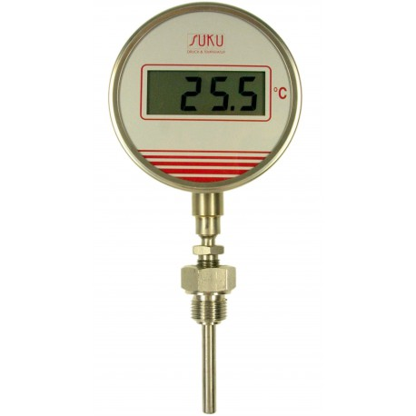 Type 7035 Digital thermometer NS100, battery powered