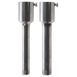 Typ 969, Schutzrohr für Thermometer Typ 10, Stahl, zum Einschweißen