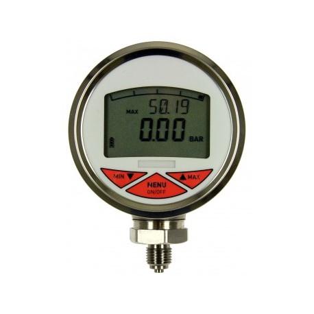 Typ 3322, Digitalmanometer NG80, Bargraphanzeige, 2.Display