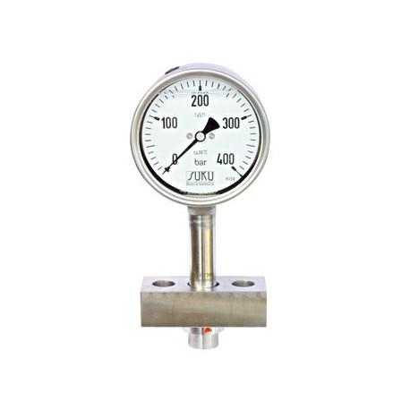 Typ 1022, Membran-Druckmittler für Homogenisiermaschinen