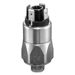 Type 0183 SUCO-Piston pressure switch, body steel, max. 250 V