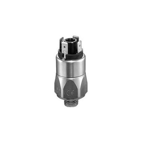 Type 0183 SUCO-Piston pressure switch, body steel, max. 250 V