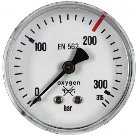 Typ 1435 Manometer für Schweißtechnik NG 63