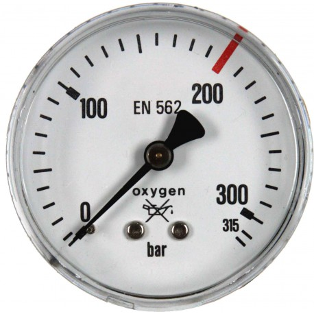 Type 1435 Pressure gauge for welding technology NS63