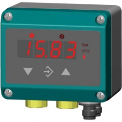 Type 5353, Digital differential pressure switch / transmitter