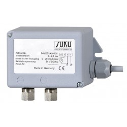 Type 2804, Differential pressure transmitter, wear-free