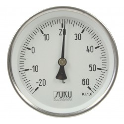Typ 04, Luftkanal-Bimetall-Thermometer