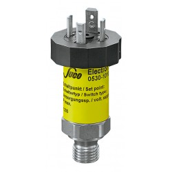 Type 0533 SUCO Electronic pressure switch, hex 22 with one switching output