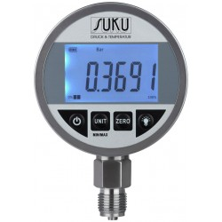 Type 22100, Precision digital pressure gauge ND 100, accuracy 0,2 %
