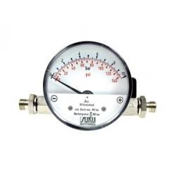 Typ 5600 Differenzdruck-Messgerät mit Magnetkolben und Druckfeder NG 80