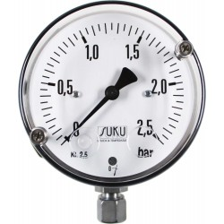 Typ 5590, Differenzdruckmanometer NG100 mit Membran
