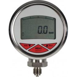 Type 3321, Digital pressure gauge NS80, bar graph display, acc. 0,5%