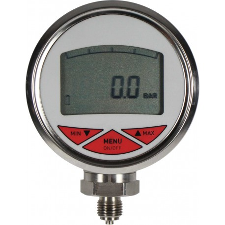 Typ 3321, Digitalmanometer NG80, Bargraphanzeige, Kl. 0,5%
