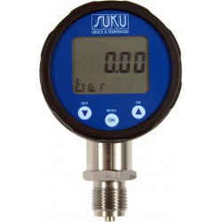 Type 3319 Digital pressure gauge NS80 with battery, acc.0,5%